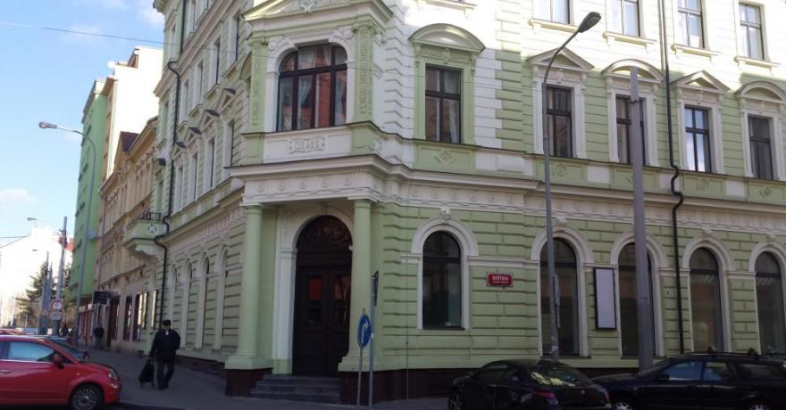 Sídlo společnosti Praha 8