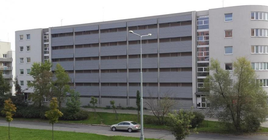 sídlo pro firmu Praha 9