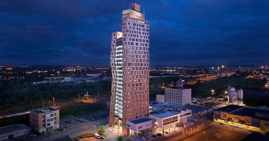 AZ Tower - virtuální sídlo firmy